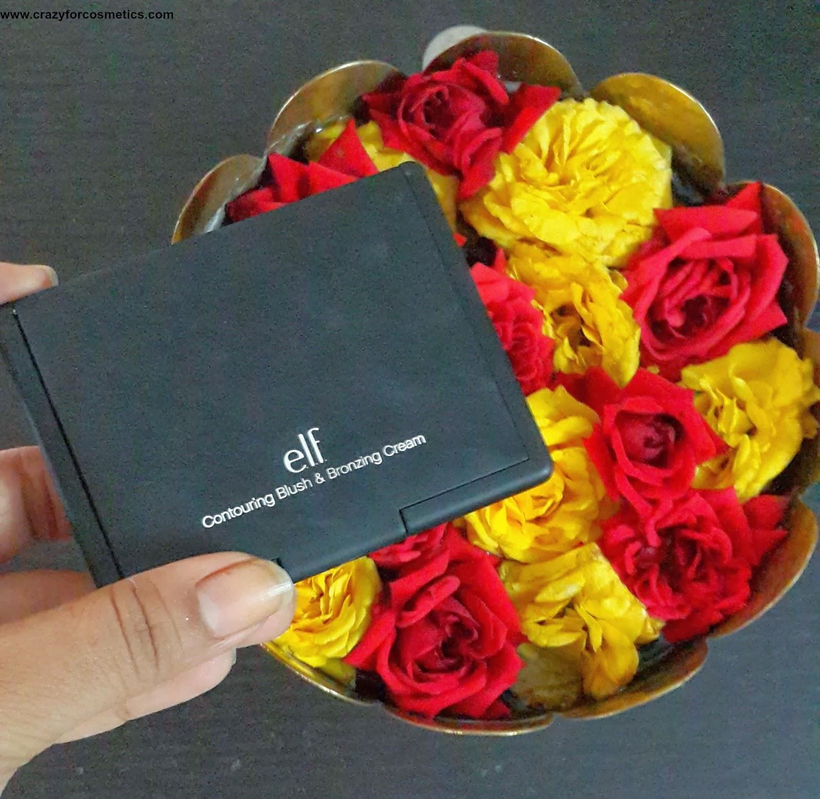 ELF Contouring & Blush Kit review packaging Price