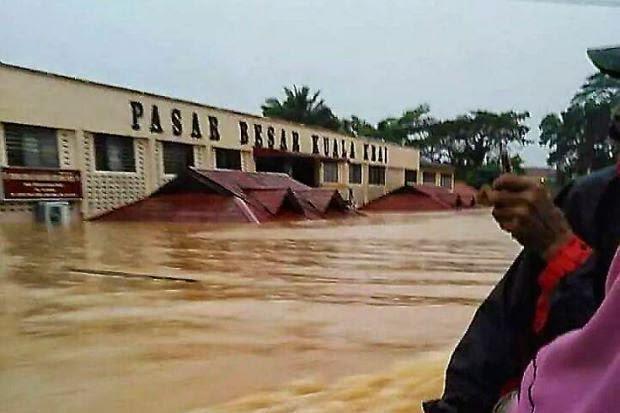 E-Buku IH-96: Banjir Terbesar Dalam Sejarah M'sia.