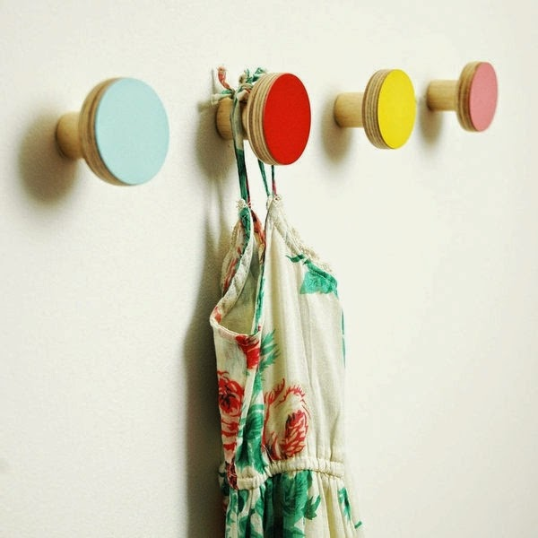 20 stylish wall mounted coat hooks inventive designs top home decor