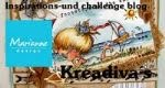 Challenge Marianne Design Krea Diva's