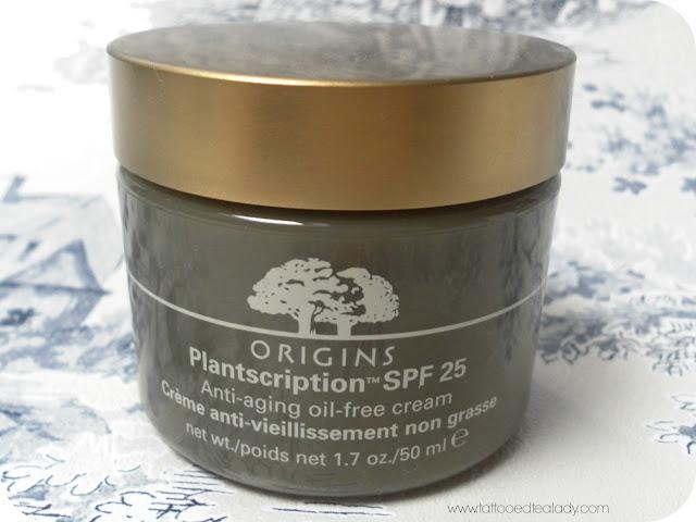 A picture of Origins Plantscription SPF25 Anti-aging Oil-free Cream