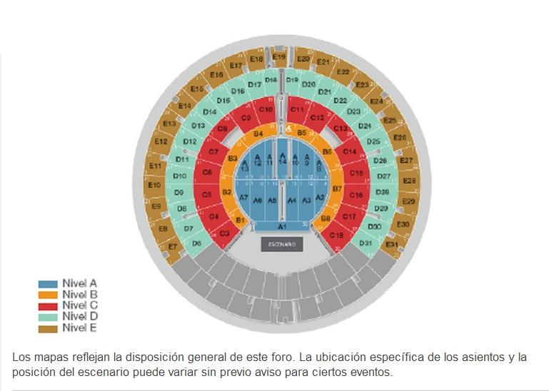 The jonas blog tickets ubicaciones y precios de jonas for Puerta 7 palacio delos deportes