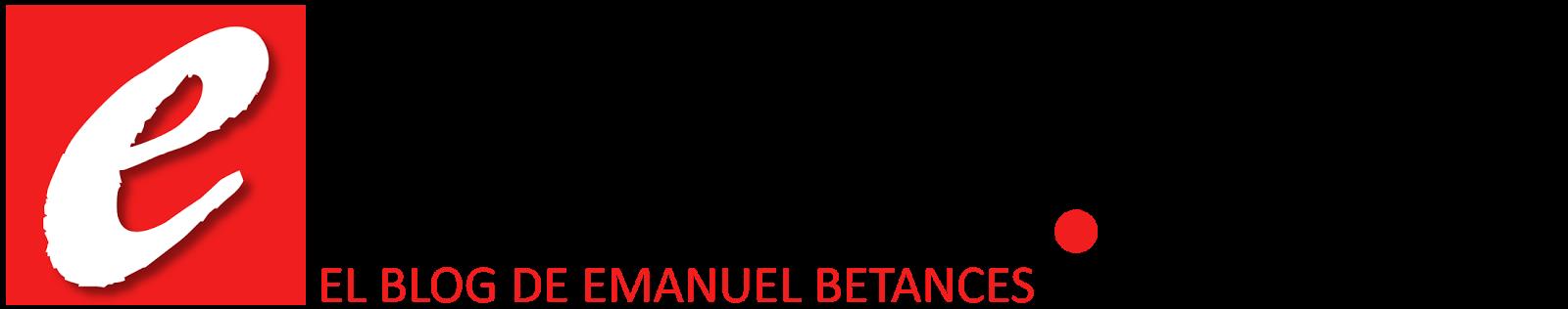El Blog de Emanuel Betances