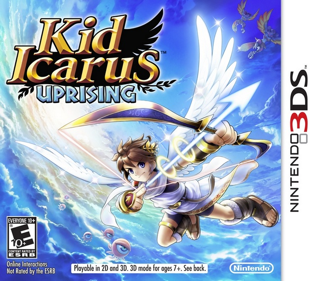 Kid Icarus Uprising 3DS Review