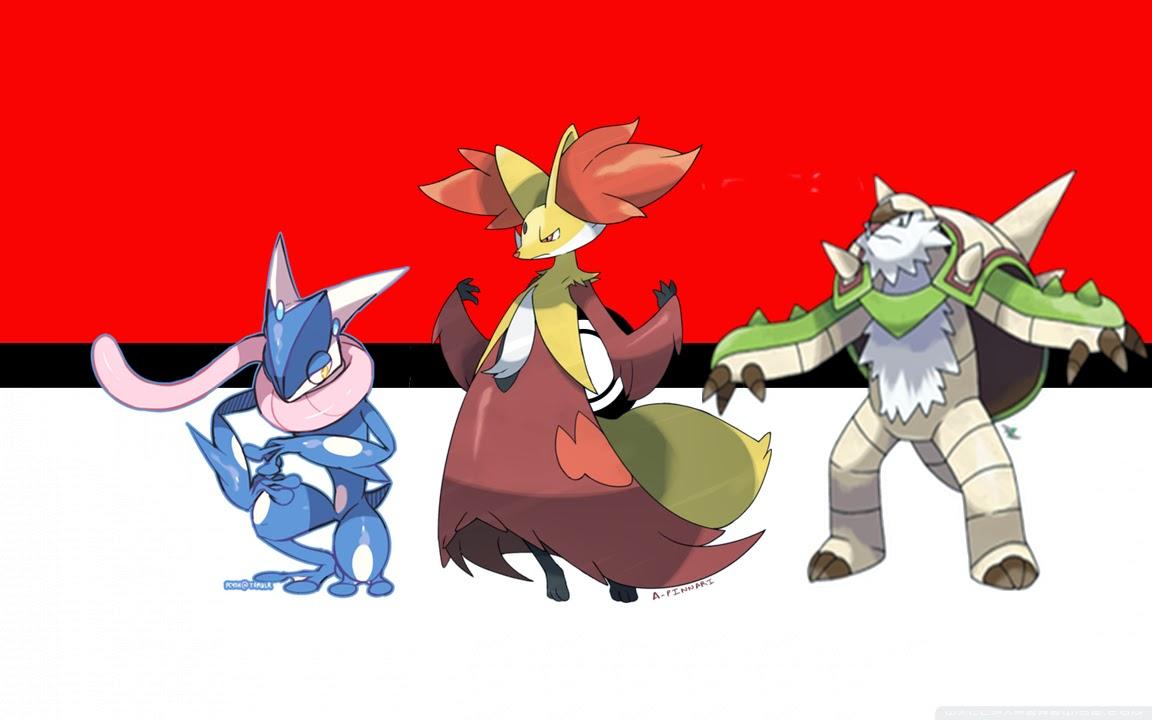 ... image with Pokemon X Amp Y Final Evolution Of Starter Pokemon Leaked