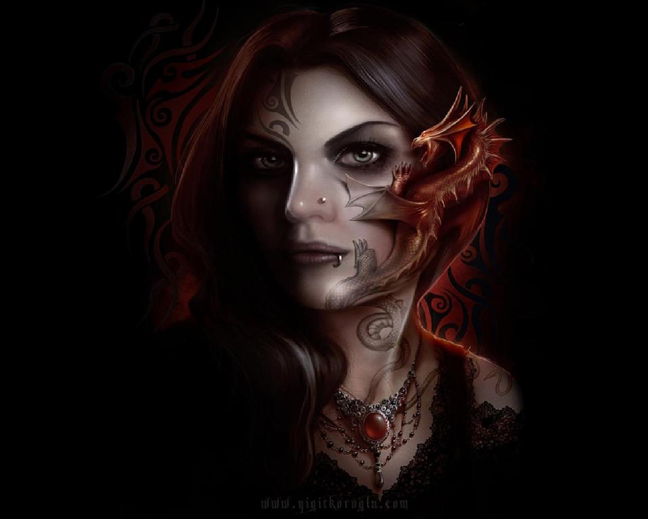 Goth blog june 2012 for Girl with dragon tattoo