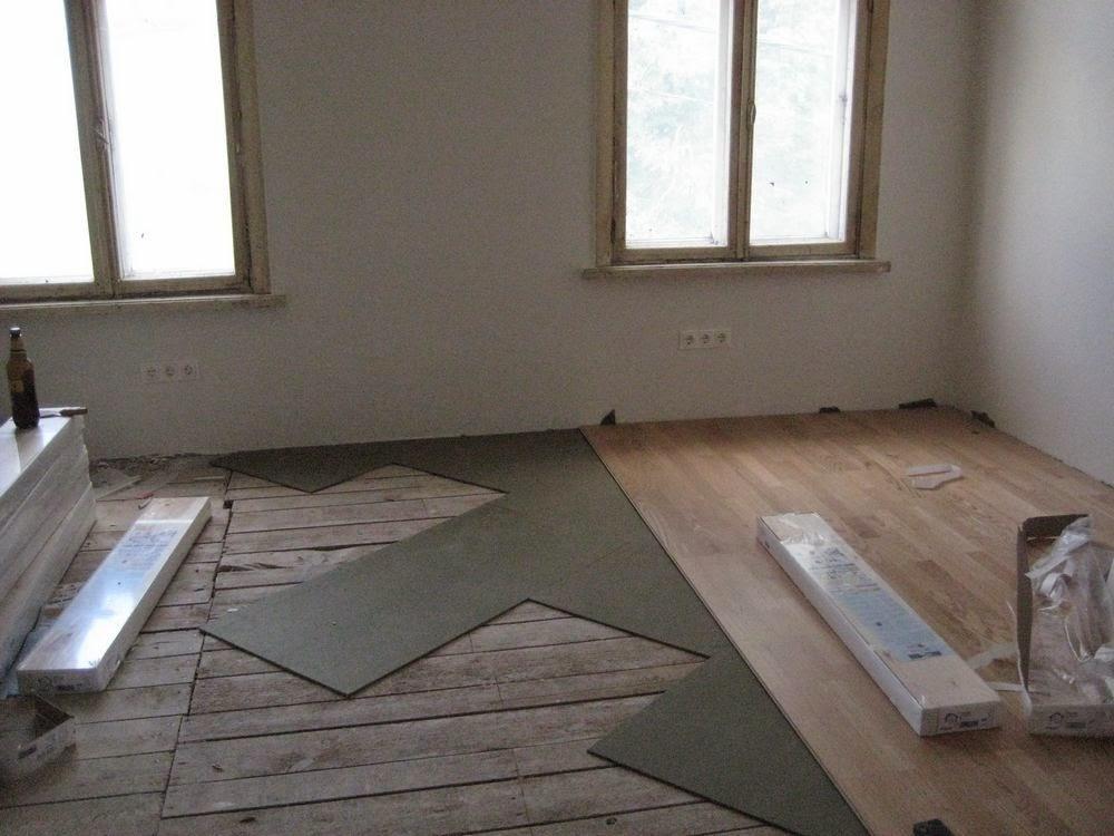 kergkruus põrand