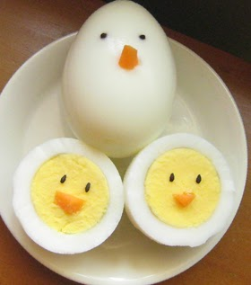 Arte com Ovos - Projeto Alimentação