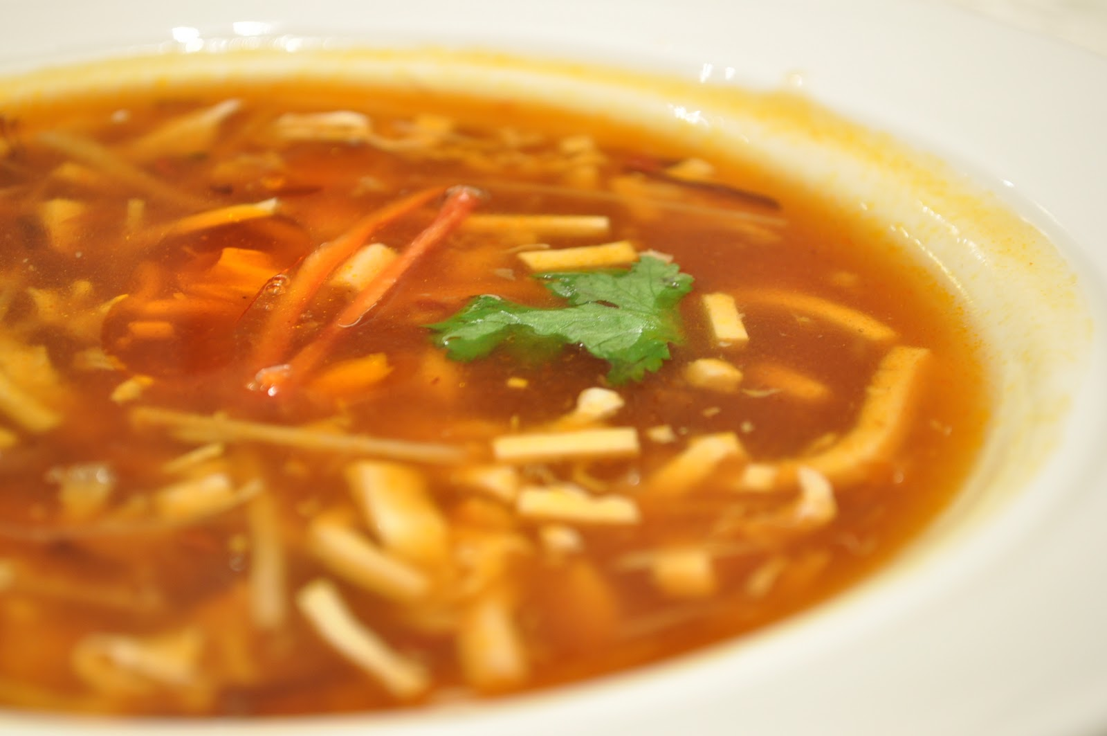 sour soup cantonese style hot and sour soup hot and sour sichuan soup ...