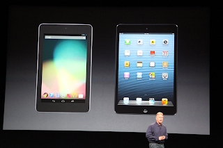 Phil Schiller confronta iPad mini e Nexus 7