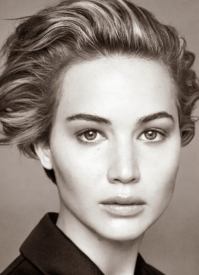jennifer lawrence stuns in new dior campaign images 02 Jennifer Lawrencelı yeni Dior reklamı