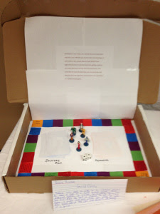 Project produced be a student in Hadley Ferguson's class