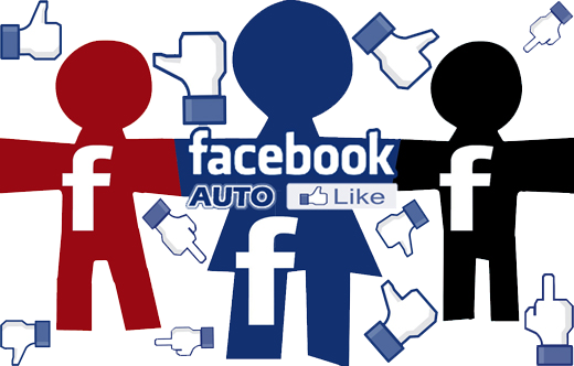Increase Likes On Your FaceBook By New FaceBook AutoLiker 100% Real Likes