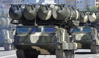 Sistem Pertahanan Rudal S-300
