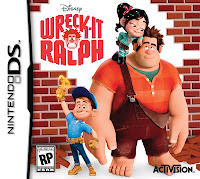 Wreck-It Ralph &#8211; NDS