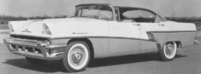We love mercury 39 s past present and future october 2012 for 1956 mercury montclair phaeton 4 door hardtop