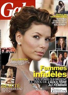 Eva Longoria Magazine Cover Pictures