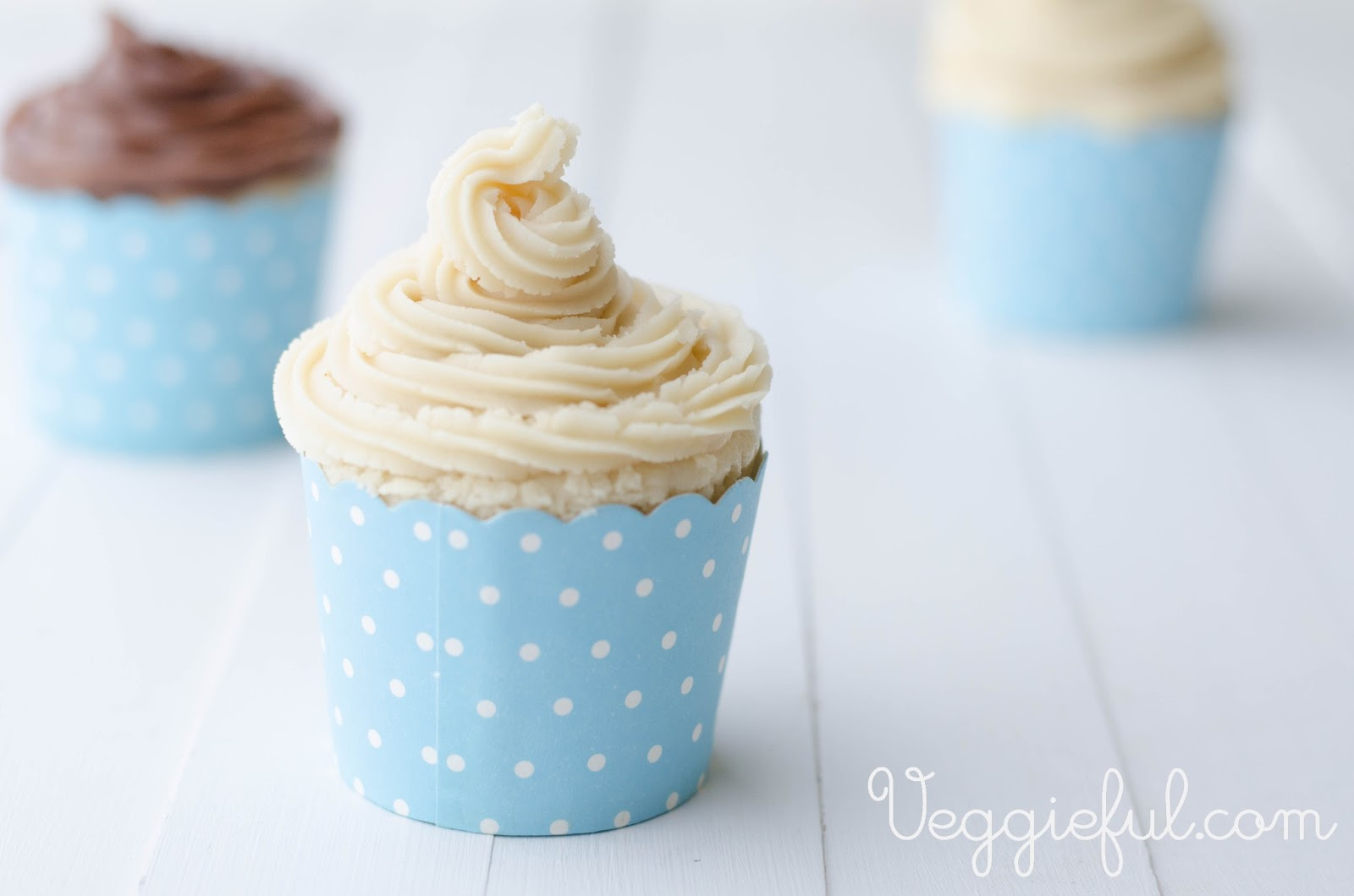 Vegan Cupcakes Recipe — Dishmaps