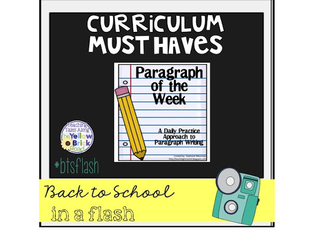 https://www.teacherspayteachers.com/Product/Paragraph-of-the-Week-404094