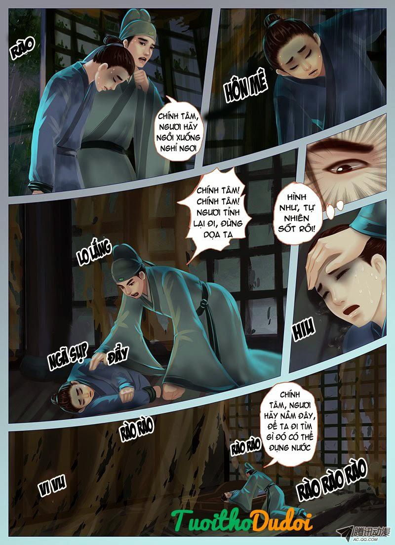 Nguyệt Lạc Tử Hoa - Chap 14