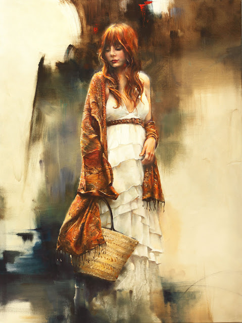 Ivan Alifan Jdanov 1989 | Russian-born Canadian painter