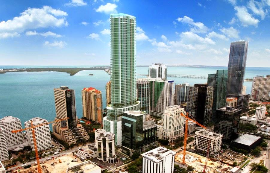 Brickell em Miami