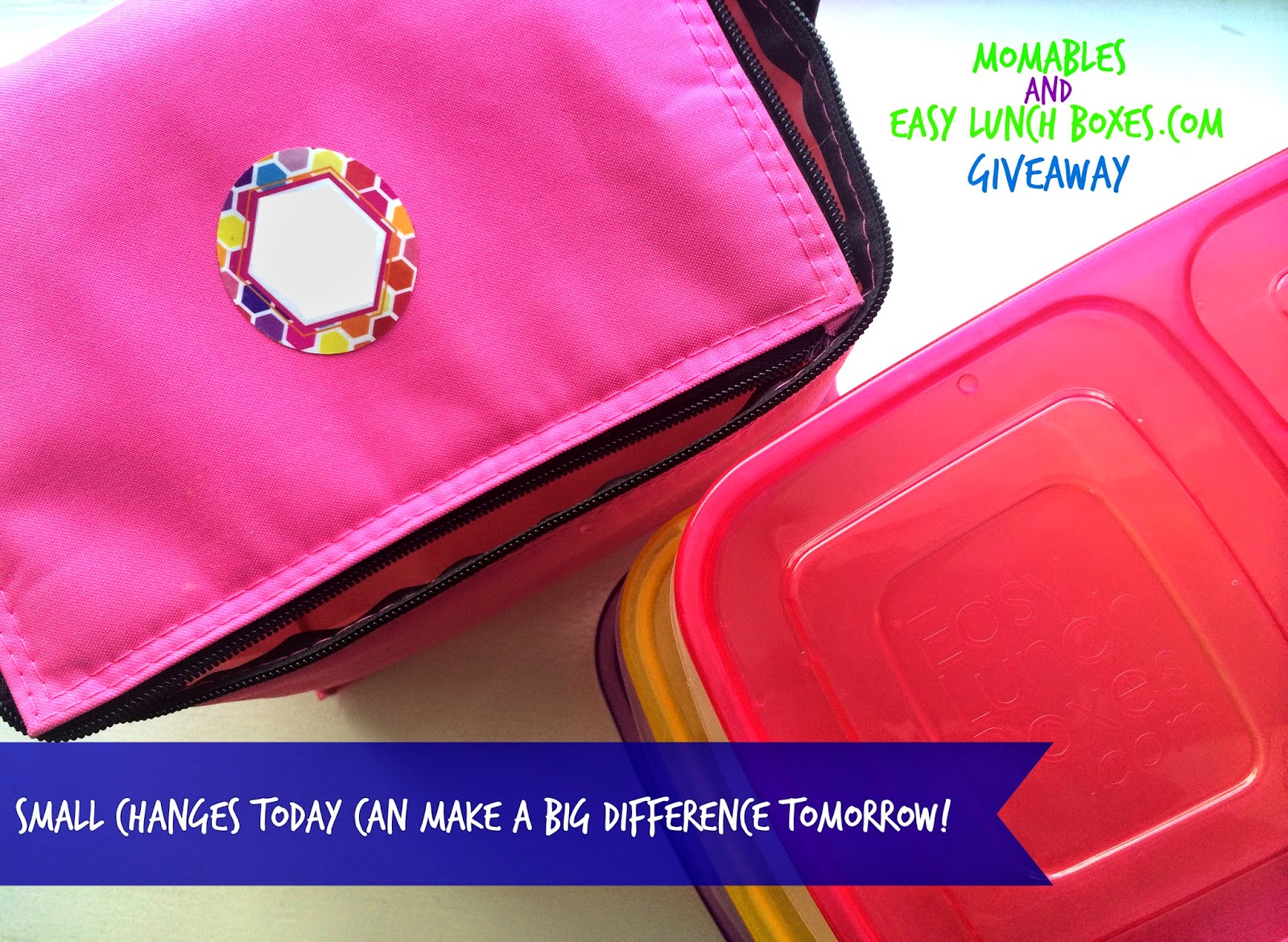 MOMables and Easylunchboxes.com 3-month subscription Giveaway