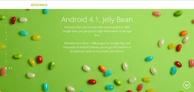Android 4.1, Jelly Bean