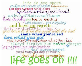 Sayings About Life