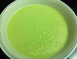 Crema de Maiz