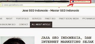 Konsistensi Kata Kunci seo indonesia