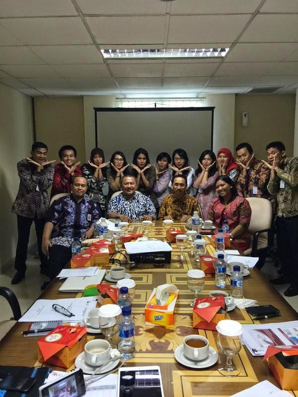 Pendidikan Calon Staf PCS-OJK Angkatan II