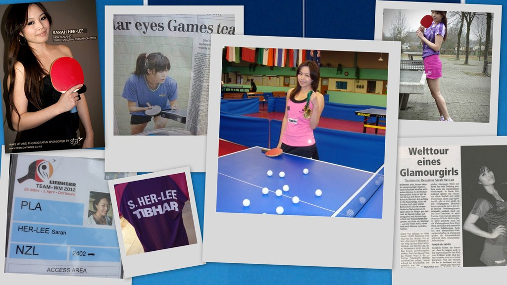 sarahherlee.com :: New Zealand National Player :: Table Tennis blog 
