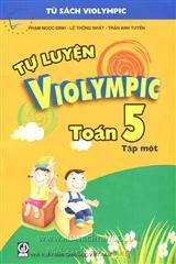 Sách Tự luyện ViOlympic Toán lớp 5