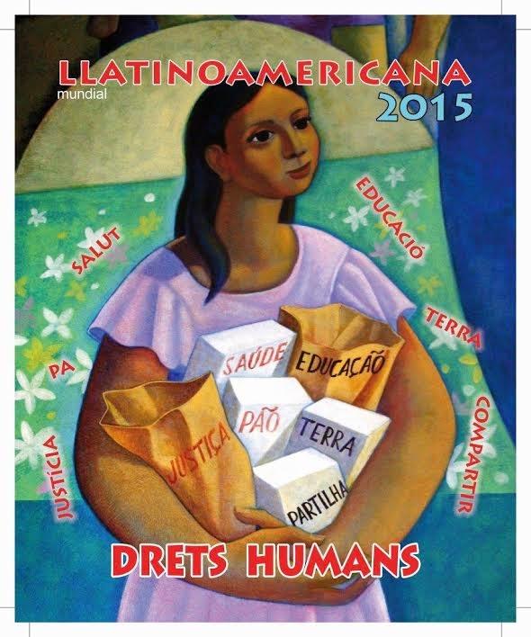 Agenda Latinoamericana mundial  2015