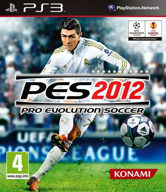 Free Download PES 2012 - PS3 Game