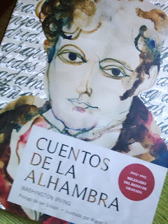 cuentos, alhambra, washington irving