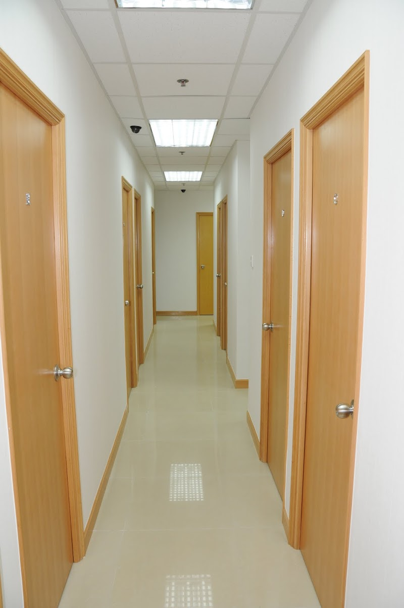 第一期商務中心走廊