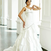 Rochie de mireasa Selena