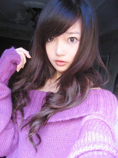 Ảnh gái xinh gái đẹp rất là cute 6