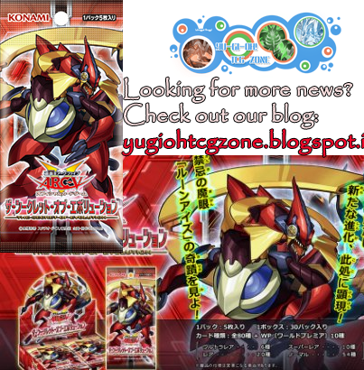 The Secret of Evolution Booster Pack Spoiler OCG - Card List The Secret of Evolution