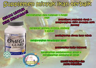 omega dan batuk