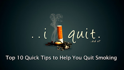 Top 10 Quick Tips to Help You Quit Smoking