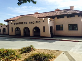 train depot modesto california