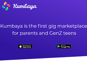 Lifestyle App of the Week - Kumbaya