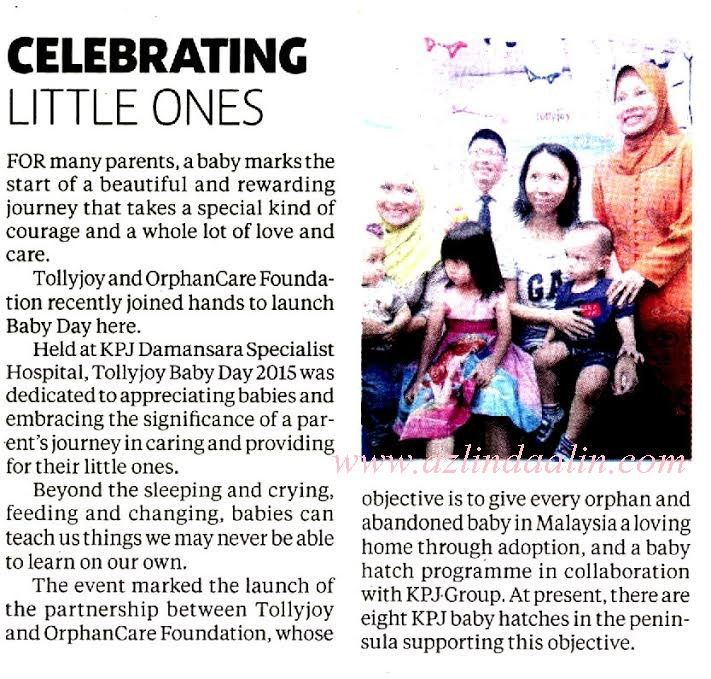 New Straits Times JUNE 2015