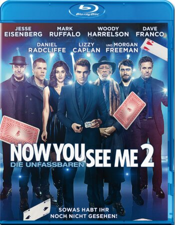 Now You See Me 2 2016 English 720p Bluray X264 950mb Esubs Ssr