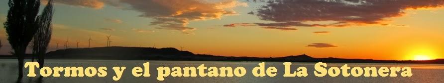 Tormos y el pantano de La Sotonera