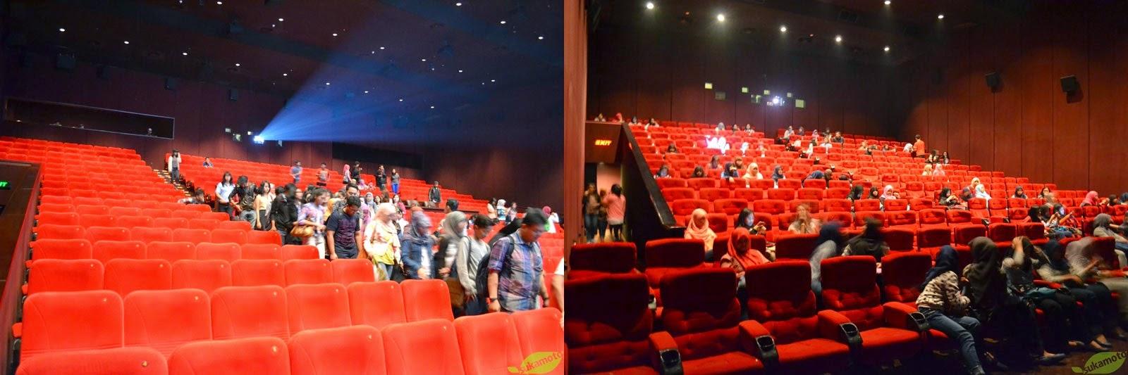 Film Bioskop Di Mall Cijantung Skyfall World Premiere Tickets