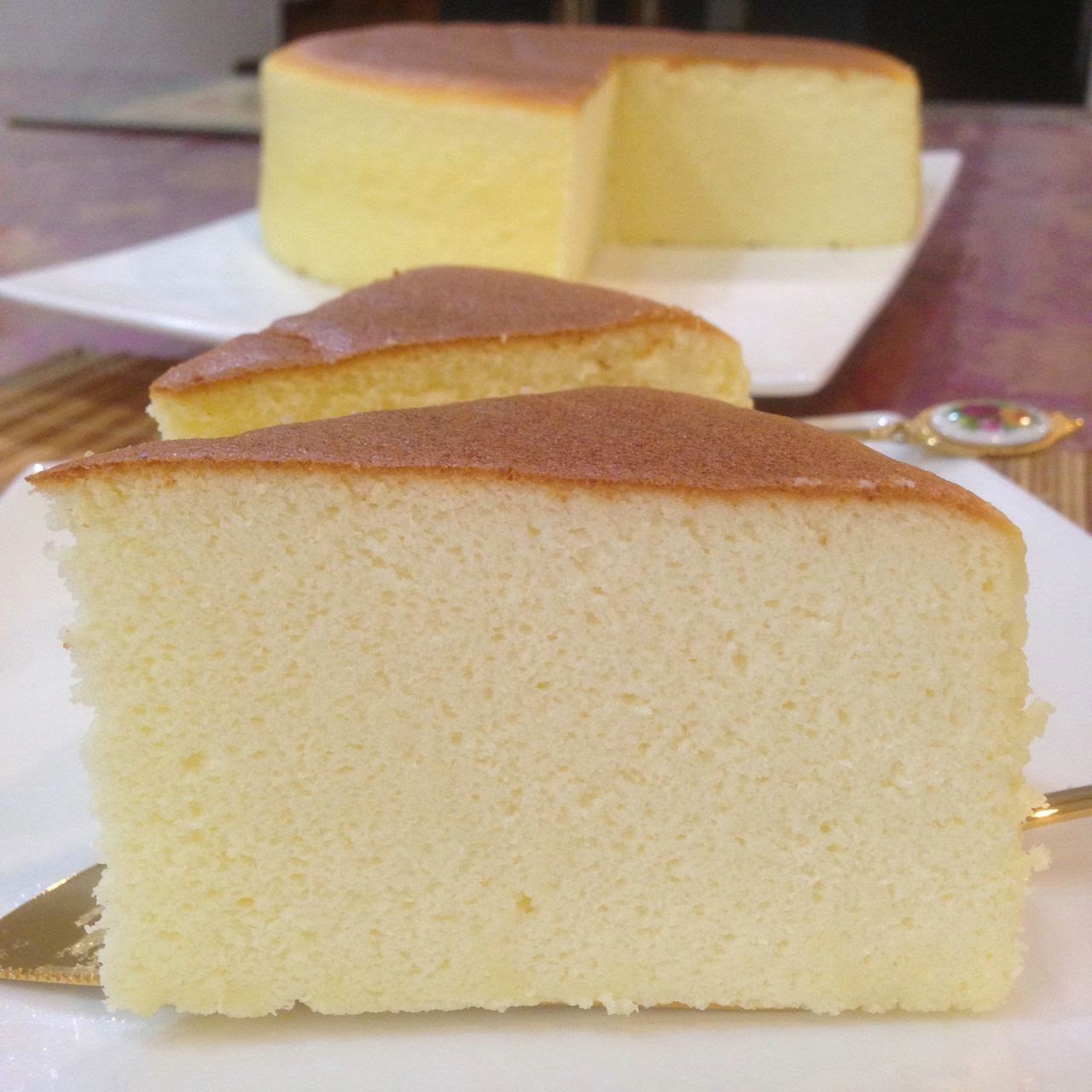 Japanese Cheese Cotton Cake